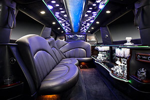 DC SUV Limousine