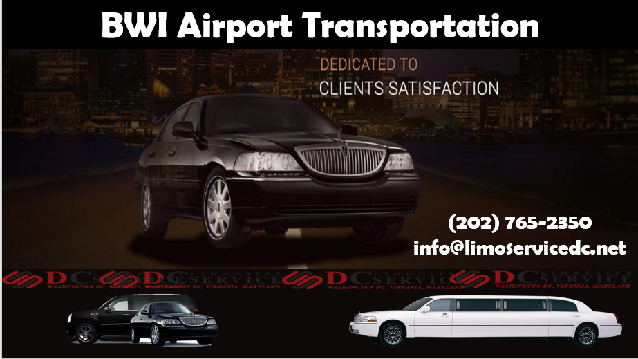 Baltimore Washington International Airport Service