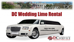 Washington DC wedding Limo Service