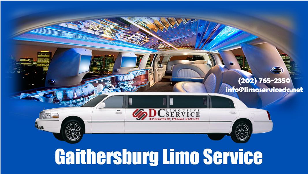 Gaithersburg Limousine Service