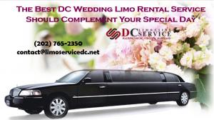 DC Wedding Limo Rental