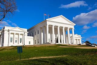 Virginia location