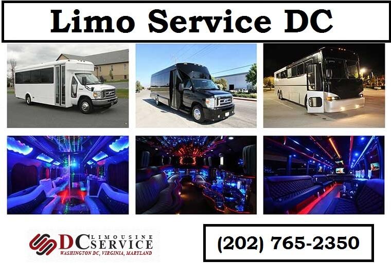 Dc Charter Buses
