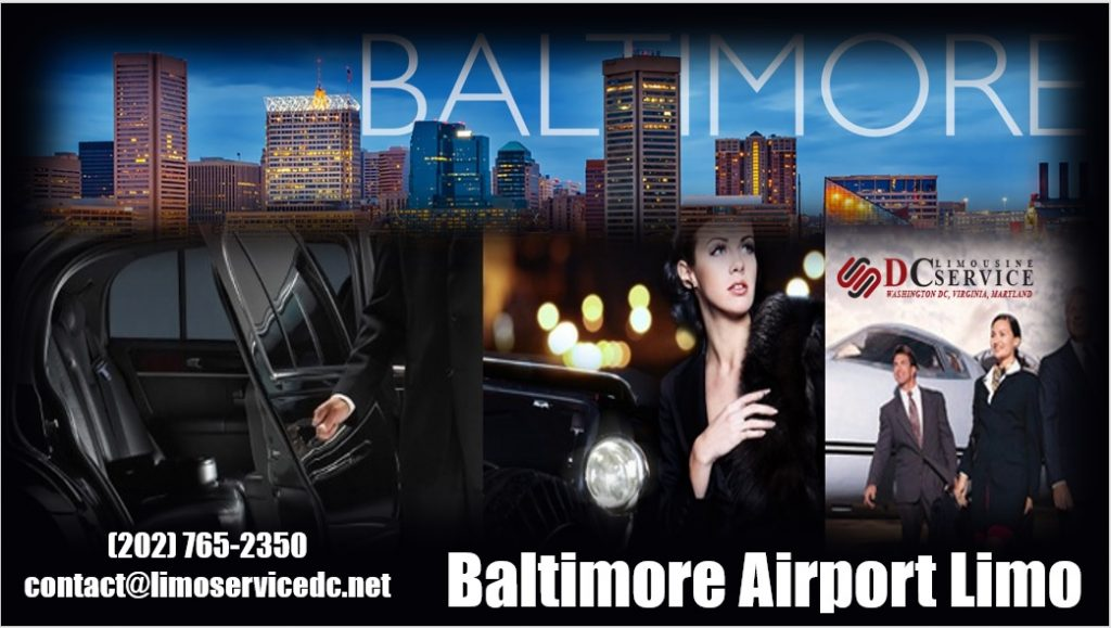 Limousine Service in Baltimore