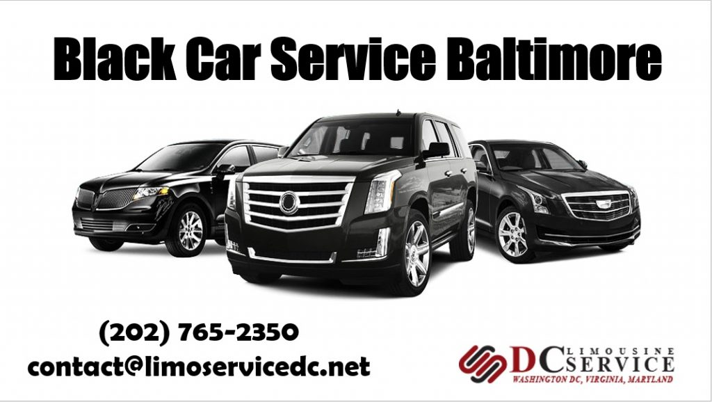 Executive Car Service Baltimore