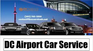 Car Service from Washington DC Airport