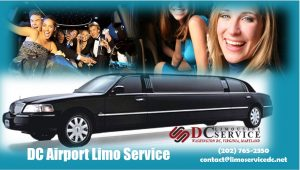 Car Service to Washington DC Airport