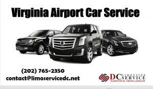 Virginia Airport Limo