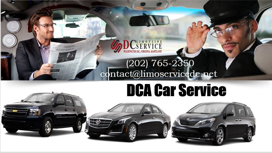 DCA Airport Car Service