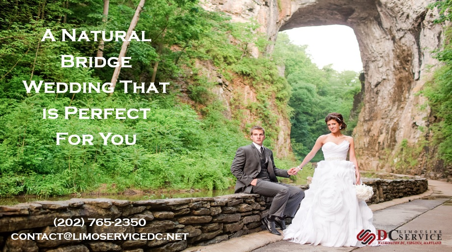 4 Scenic Ways a Wedding at The Natural Bridge is Perfect for You