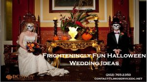 Unique Halloween Wedding Ideas that You Will Love