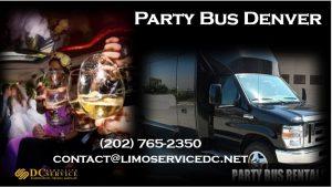 Party Bus Rentals Denver