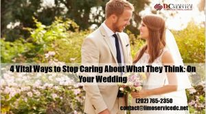 Beating Criticism on Your Wedding Day