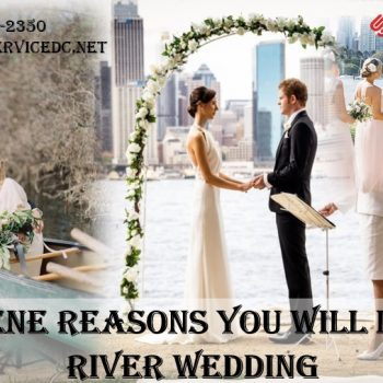 5 Moving Ways to Enjoy a Big River Wedding