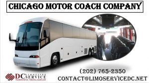 Chicago Charter Bus