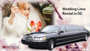 Wedding Limo Rental DC
