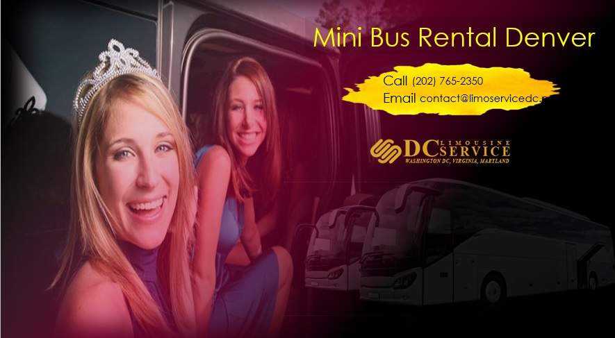 Bus Rental Denver