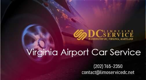 Virginia Airport Car Services