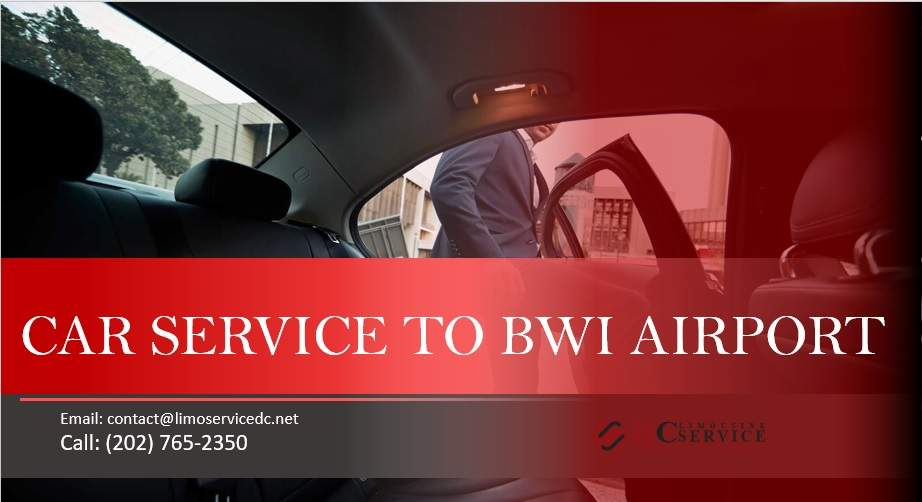 Car Service from BWI Airport