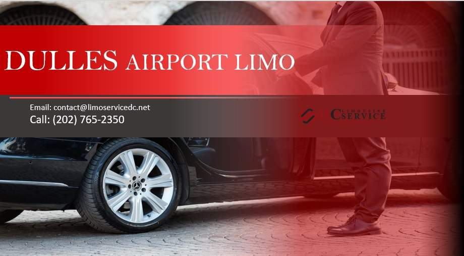 Dulles Airport Limos
